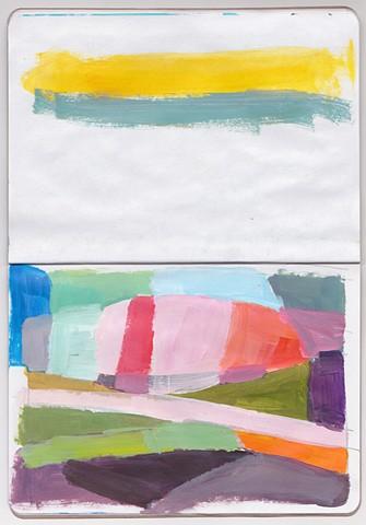 Sketchbook page #14