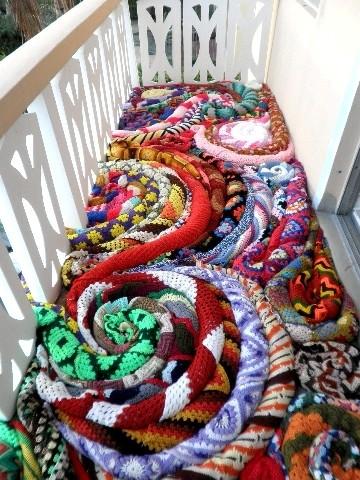 Knit Balcony