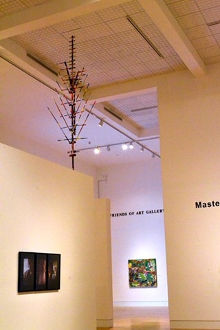 Antenna (installed at The Lowe Art Museum)