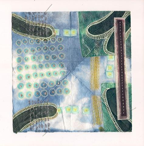 Indigo Square Experiment 03