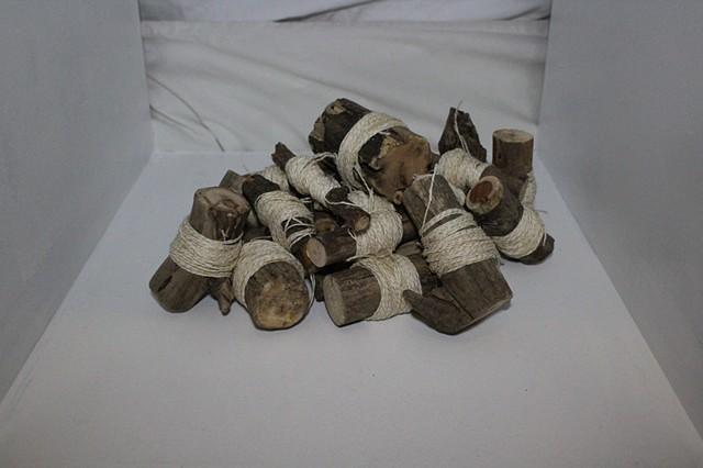 Wood Wrapped Warp