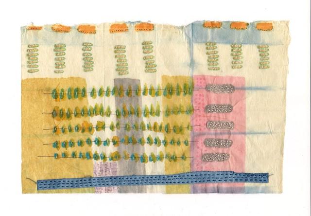 Indigo Tissue Experiment 03