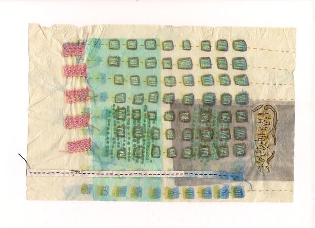 Indigo Tissue Experiment 12