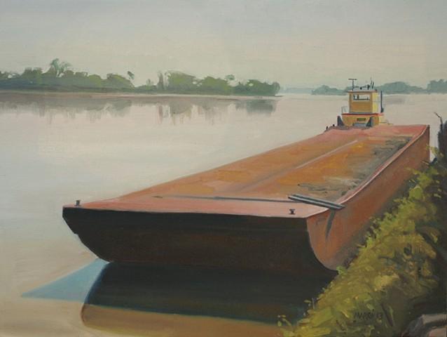 Napoleon Barge