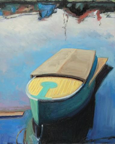 """Yellow SailBoat II"""