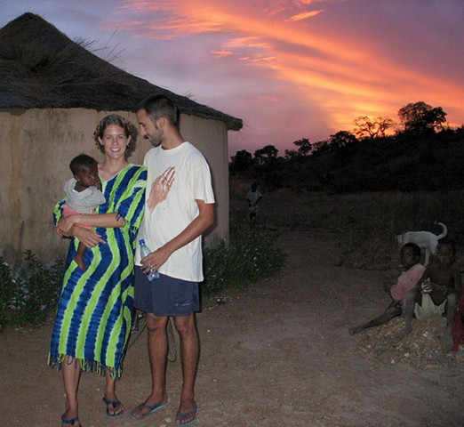 Joe, Jenny & the Neighbor's Child, Binaba, Ghana