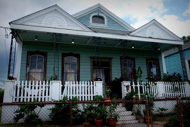 Sean's house on Dumaine