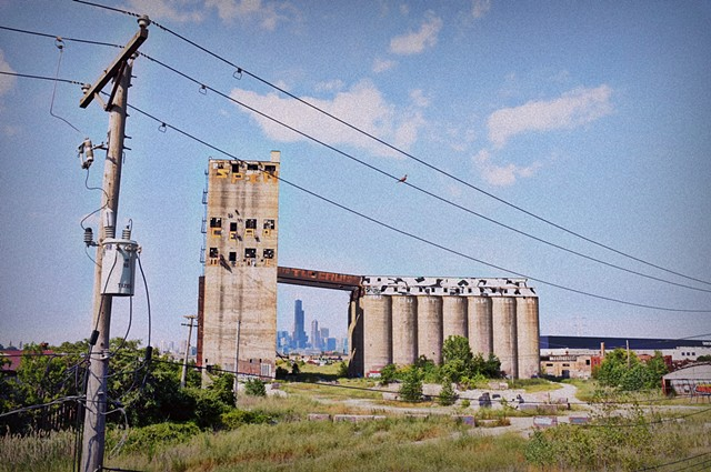 cement factory chicago