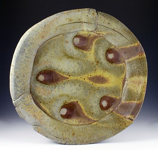 ceramics pottery sculpture wood fired