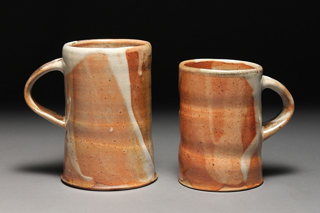 wood salt fired functional ceramics cone 11 pottery