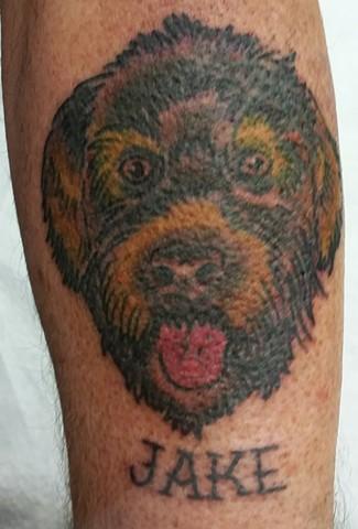 Good Boy tattoo