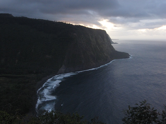 """Waipio Valley"""