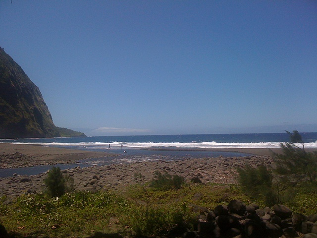 Waipio Valley Big Island