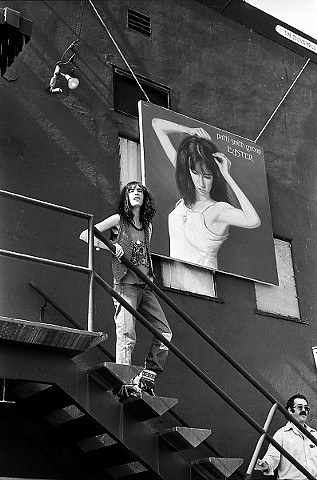 Louis Jacinto, Fine Art Photography, Patti Smith, Los Angeles, Punk rock