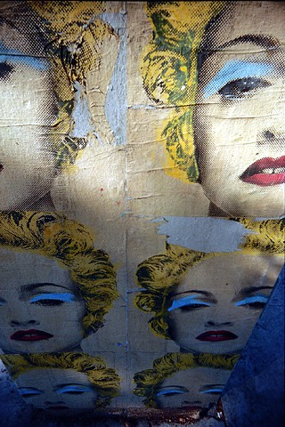 Madonna, Louis Jacinto, onodream, fine art, photography, pop art, Mr. Brainwash