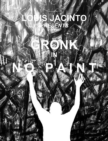 Gronk, Louis Jacinto, Fine Art, Asco, Los Angeles, Chicano