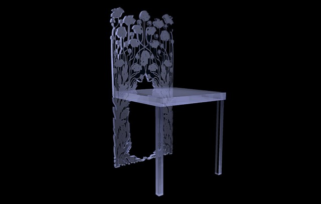 Chair Design for Middle Eastern Wedding
