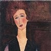 Portrait of a Woman by A. Modigliani