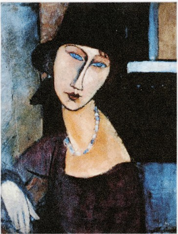 Woman in a Cloche