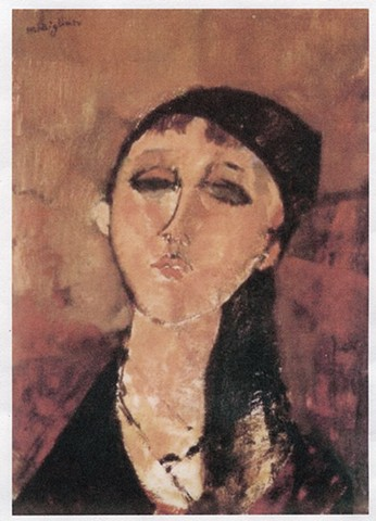 Louise by Modigliani