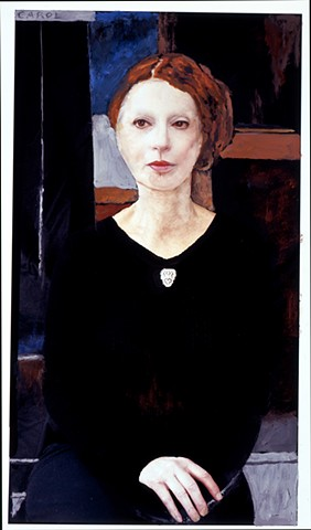 Carol as Antonia by Modigliani