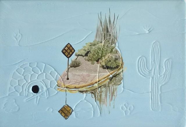 "Desert Island, 33 27' 56.1"" N 111 56' 14.3"" W"