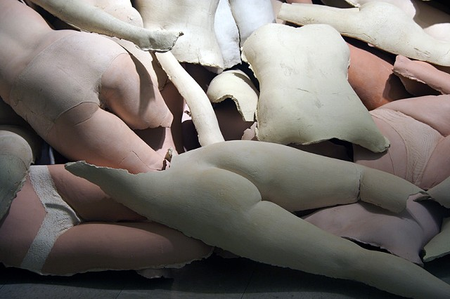 The Body Pile (detail)