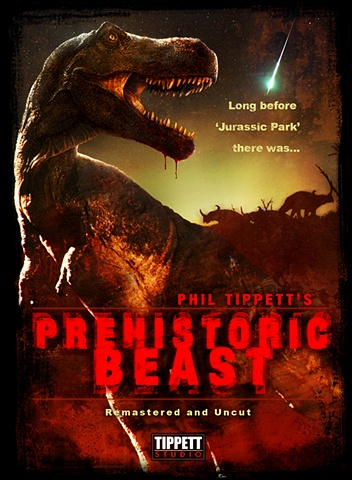 For Phil Tippett's seminal Dino Epic.