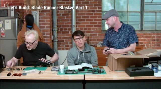 TESTED: building a blade runner gun