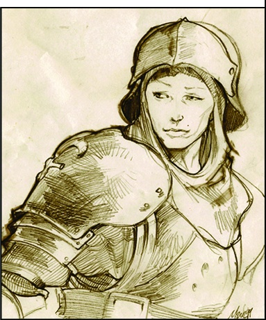 Joan of Arc Study