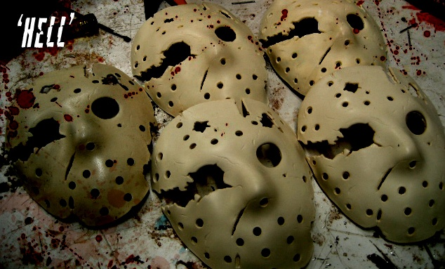 Jason Masks- Sculpture