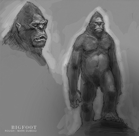 Bigfoot - Librarian 3