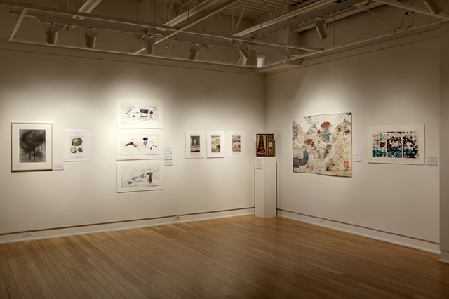 Image and the Curious Mind Gallery@501, Alberta 2015