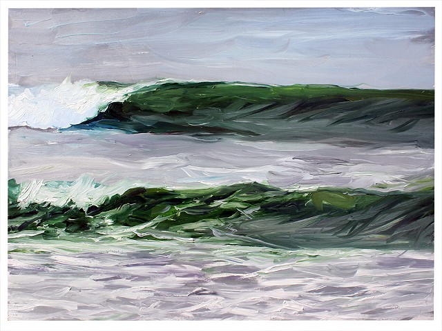 """""""Green Swells"""""""