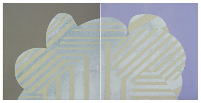 Diptych - Valiant Offer/Violet Variation