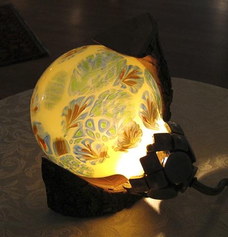 """Lamp #1"" by Phil Vinson"