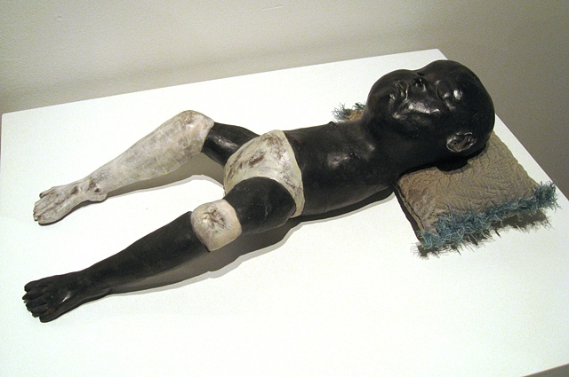 "Pam Lethbridge ""Sleeping Child"""
