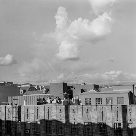 Fourth Street Skyline