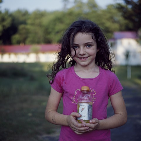 Emma with Gatorade, OCD, New York, 2010