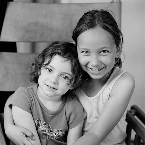 Emma and Jana, 2008