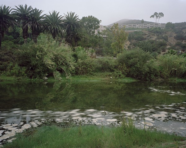 Aliso Creek, Orange County, 2007