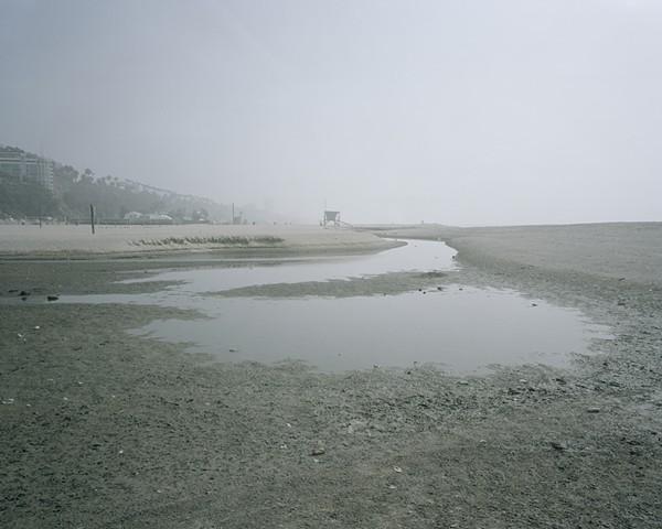 Santa Monica Storm Drain #1, Los Angeles County, 2004