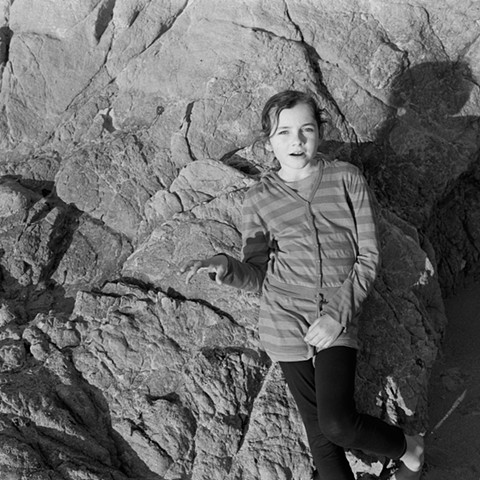 Emma in Malibu
