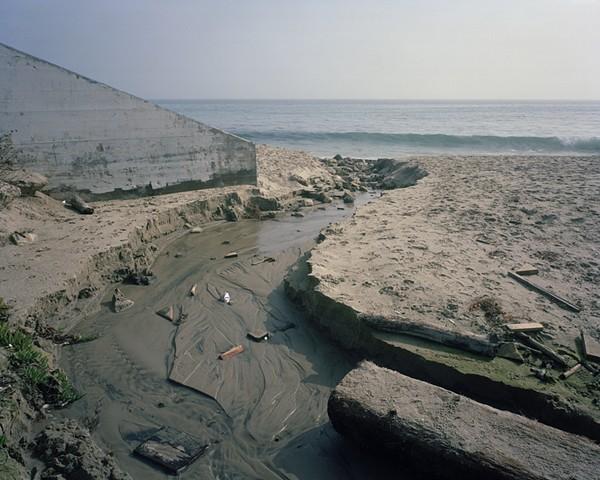 Solstice Canyon Creek, Malibu, Los Angeles County, 2001