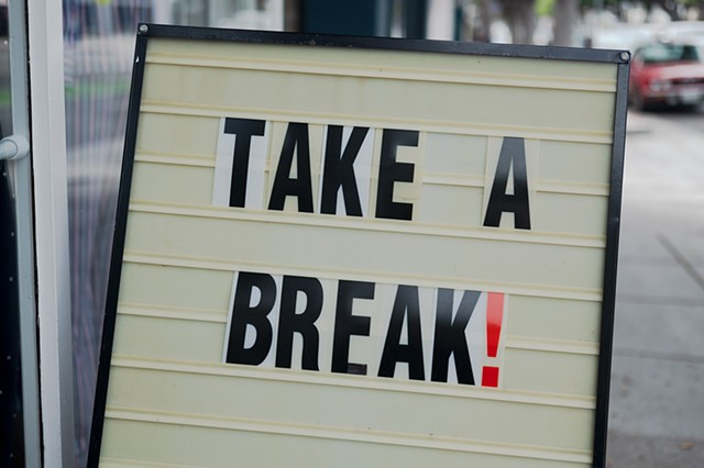 Take A Break