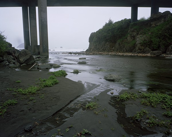 Mouth of Wilson Cree, Del Norte County, 2004