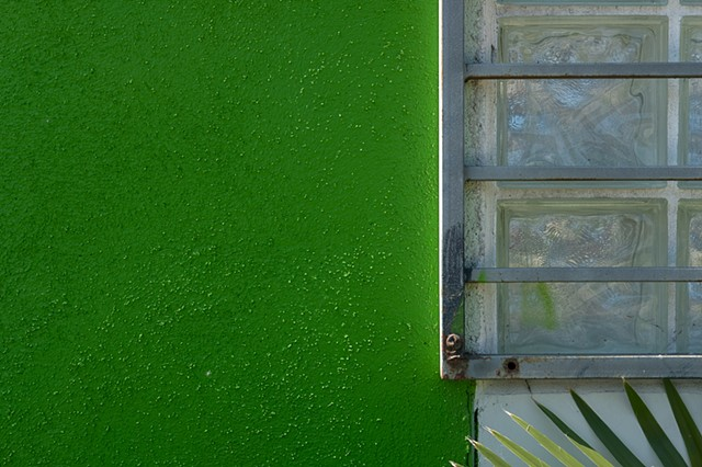 Green Stucco