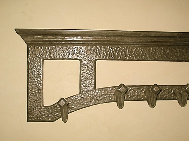 CoatRack detail