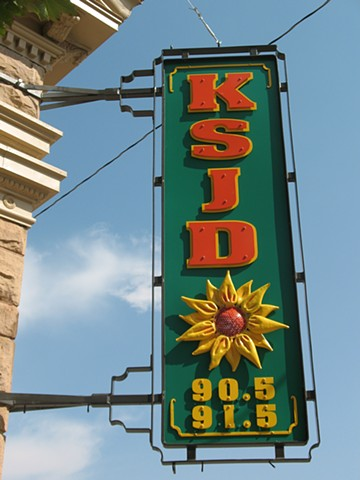 KSJD Dry land Community Radio. Cortez CO