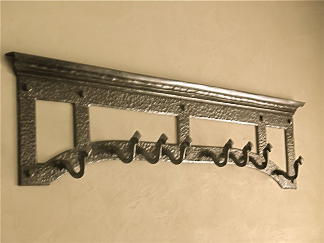 Coat Rack, side view